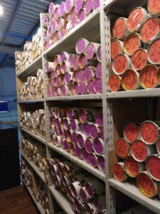 Как должна выглядеть цветовая маркировка при производстве