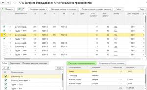 Практический пример автоматизации производства в 1С УНФ